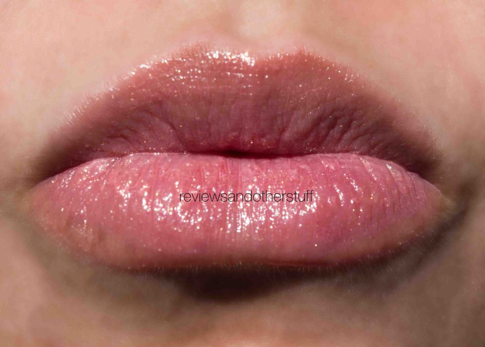 ysl gloss volupte rose ofevre review