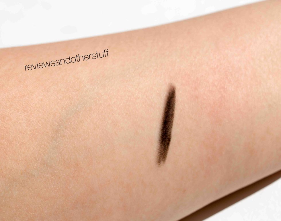 nyx eyebrow black