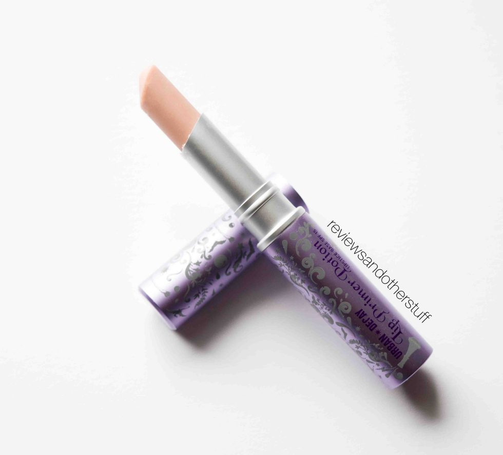 urban decay lip primer potion review