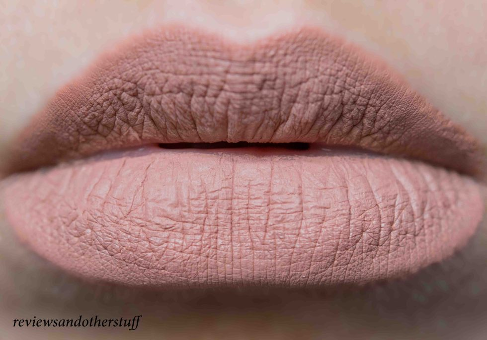 stila liquid lipstick caramello