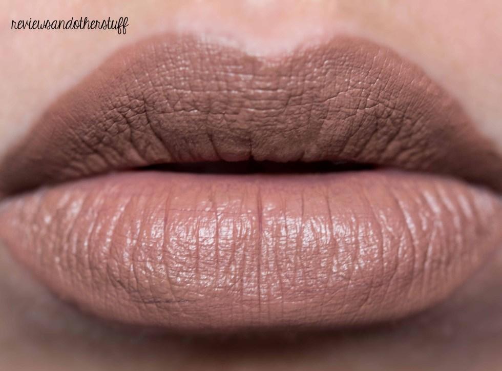 nyx sandstorm liquid suede cream lipstick