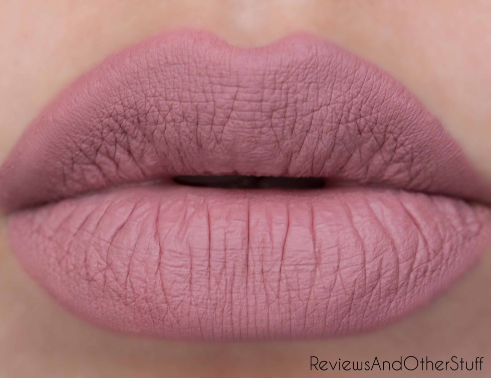 too faced melted matte liquified lipstick in queen b