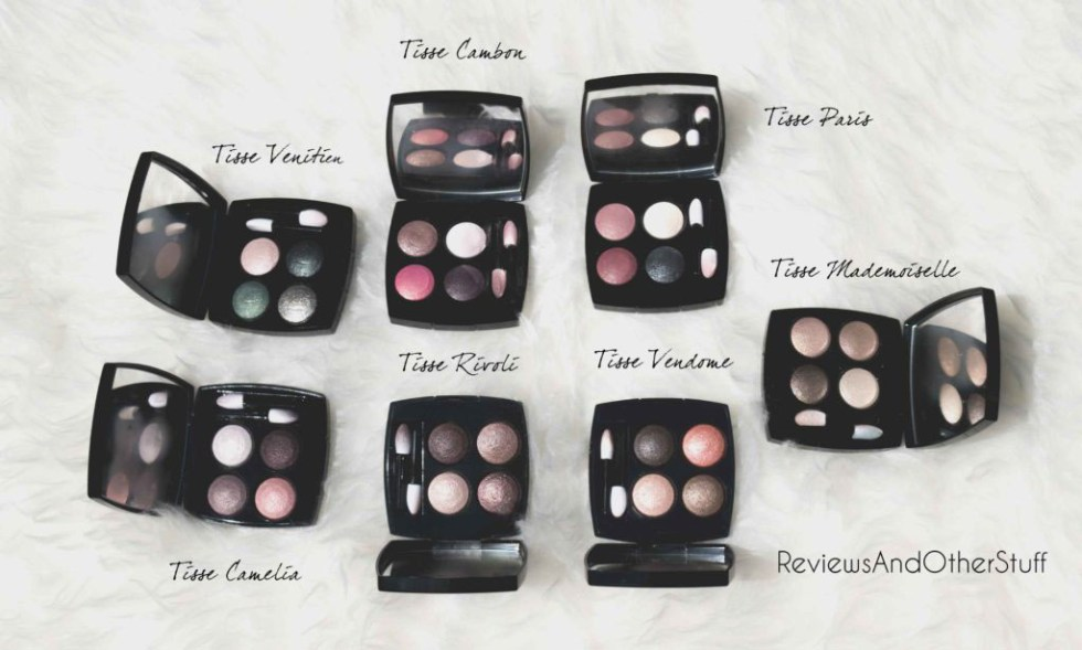 chanel les 4 ombres eyeshadow