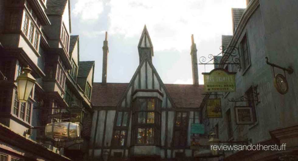 harry potter universal diagon alley
