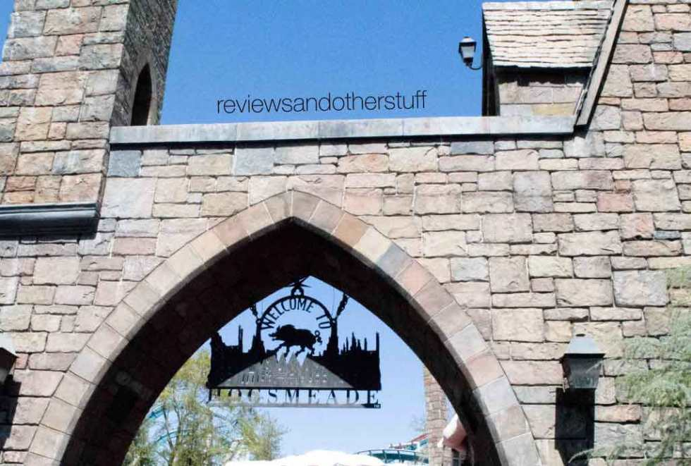 harry potter islands of adventure hogsmeade universal florida