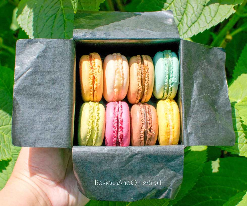 laduree french macarons review