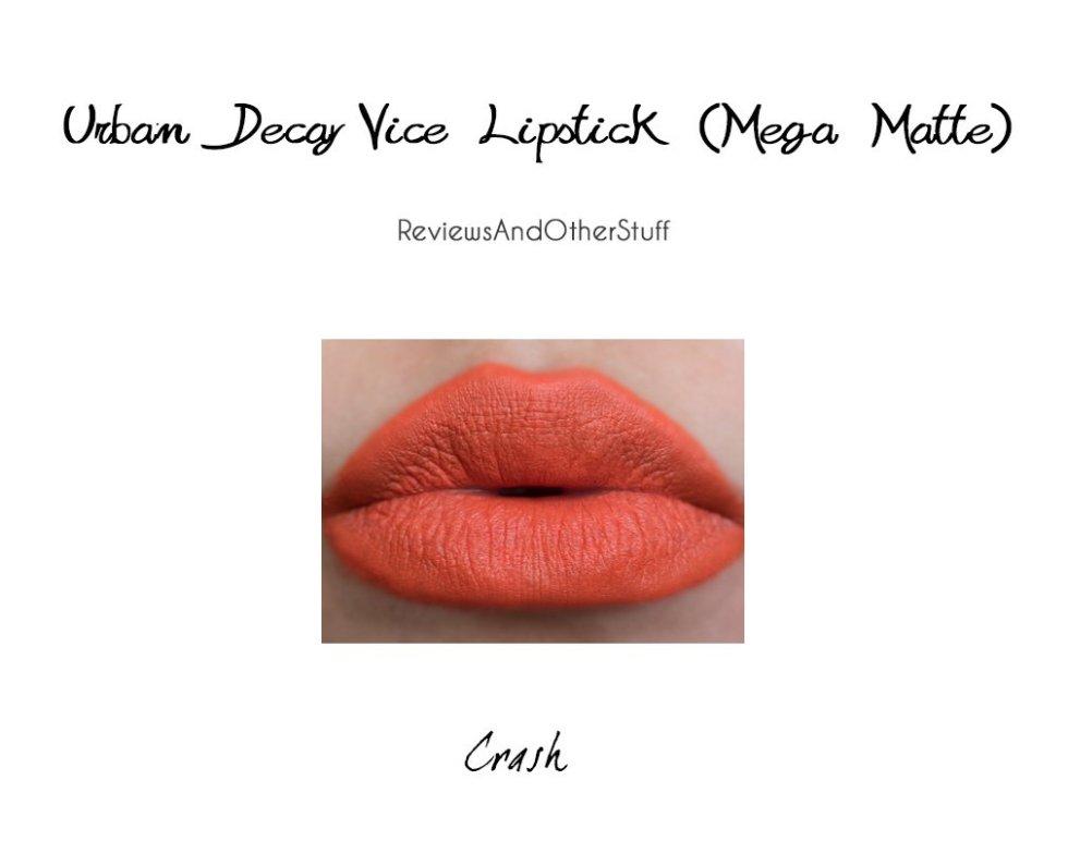 ud vice lipstick in mega matte