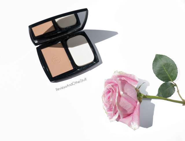 chanel le teint compact foundation review