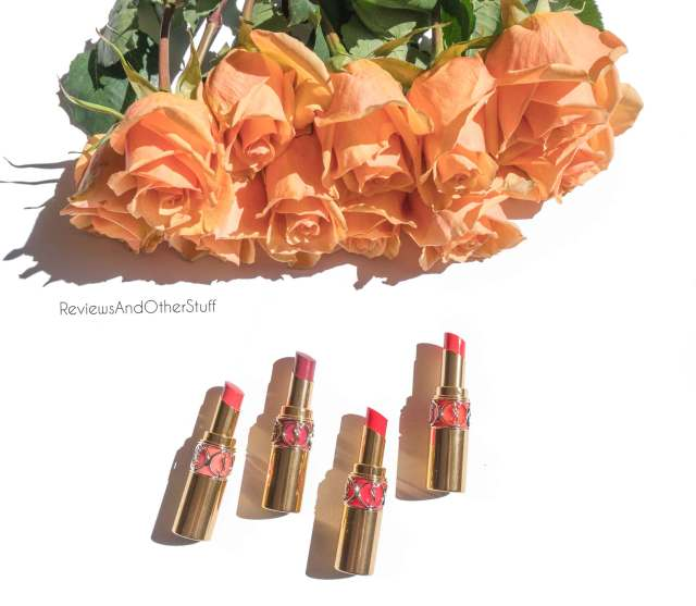ysl rouge volupte shine oil in stick lipsticks review