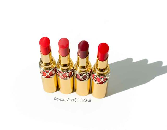 ysl saint laurent rouge volupte shine oil in stick review