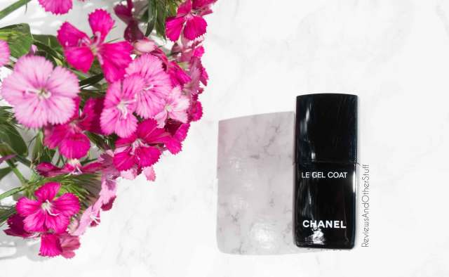 chanel le gel topcoat