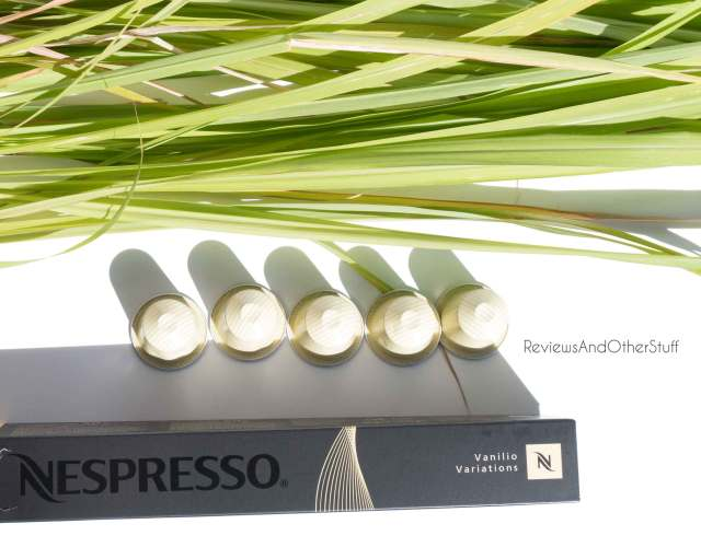 nespresso variations vanilla review