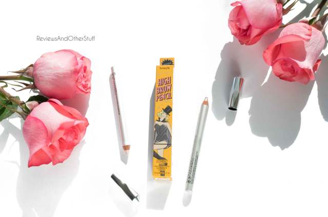 benefit high brow pencil reviews swatches