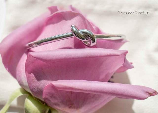 celine knot bracelet extra thin