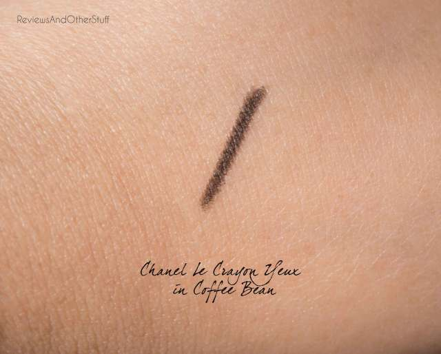 chanel le crayon yeux review