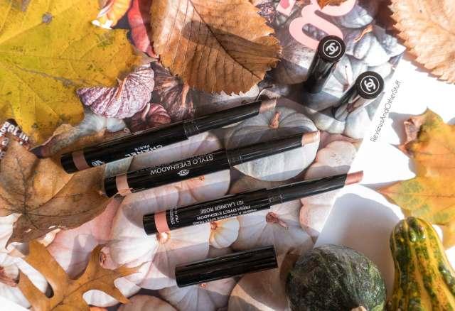 chanel stylo fresh effect eyeshadow reviews