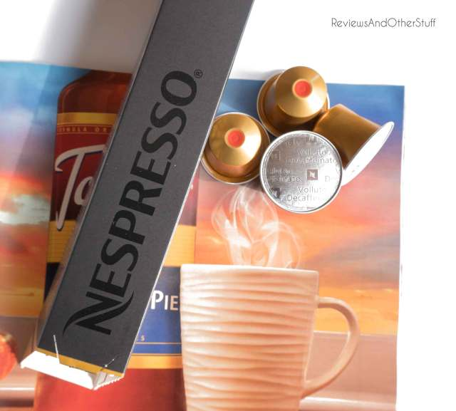nespresso espresso volluto decaffeinato review