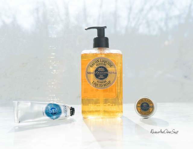 favorite loccitane products review