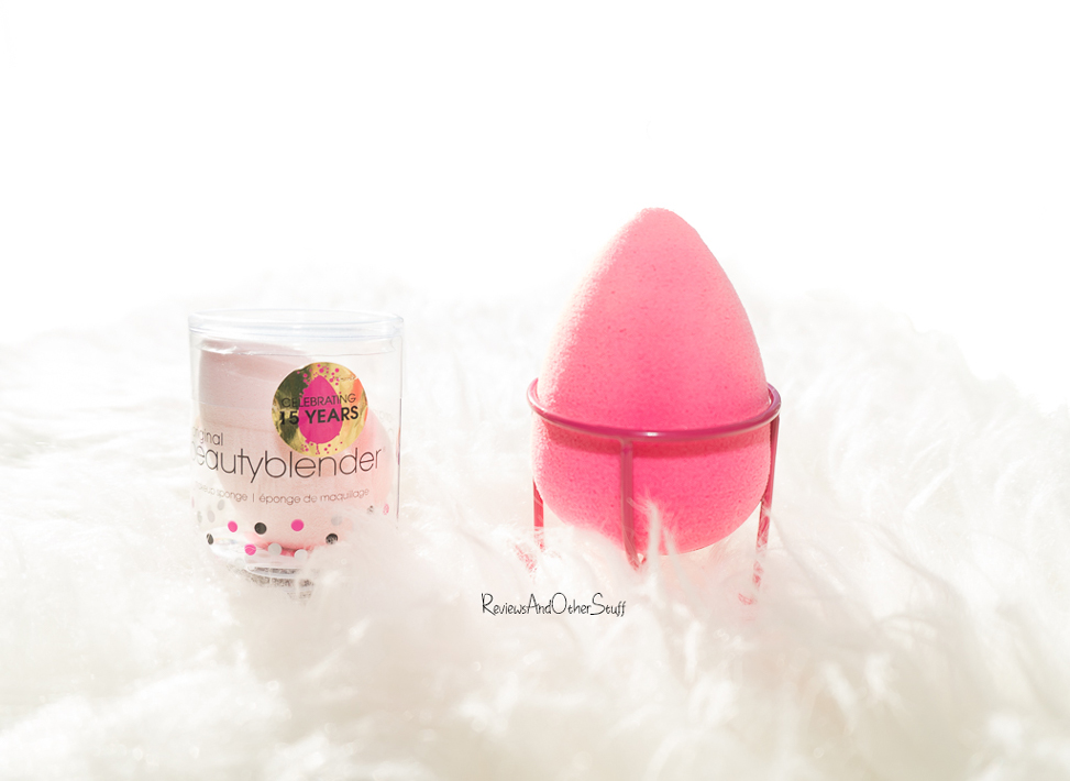 beauty blender pink and bubble