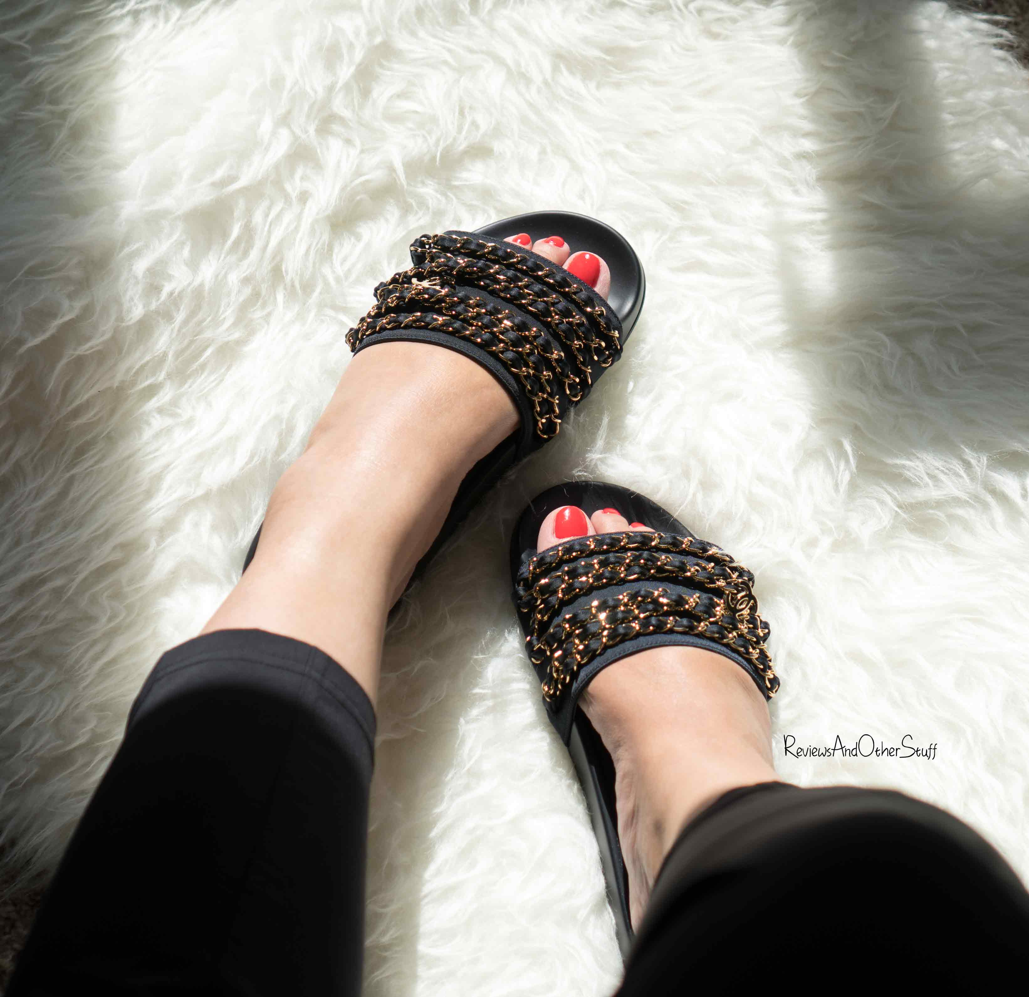 Chanel Mules Slides Review - Reviews