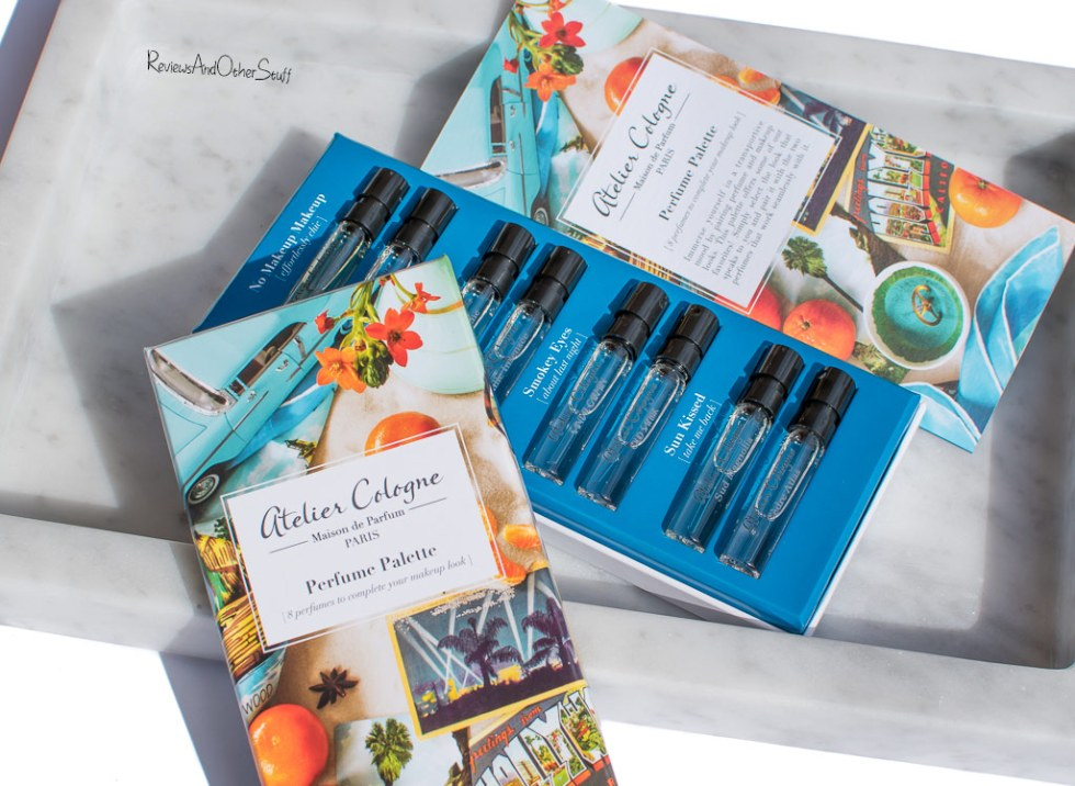 Atelier Cologne Perfume Review