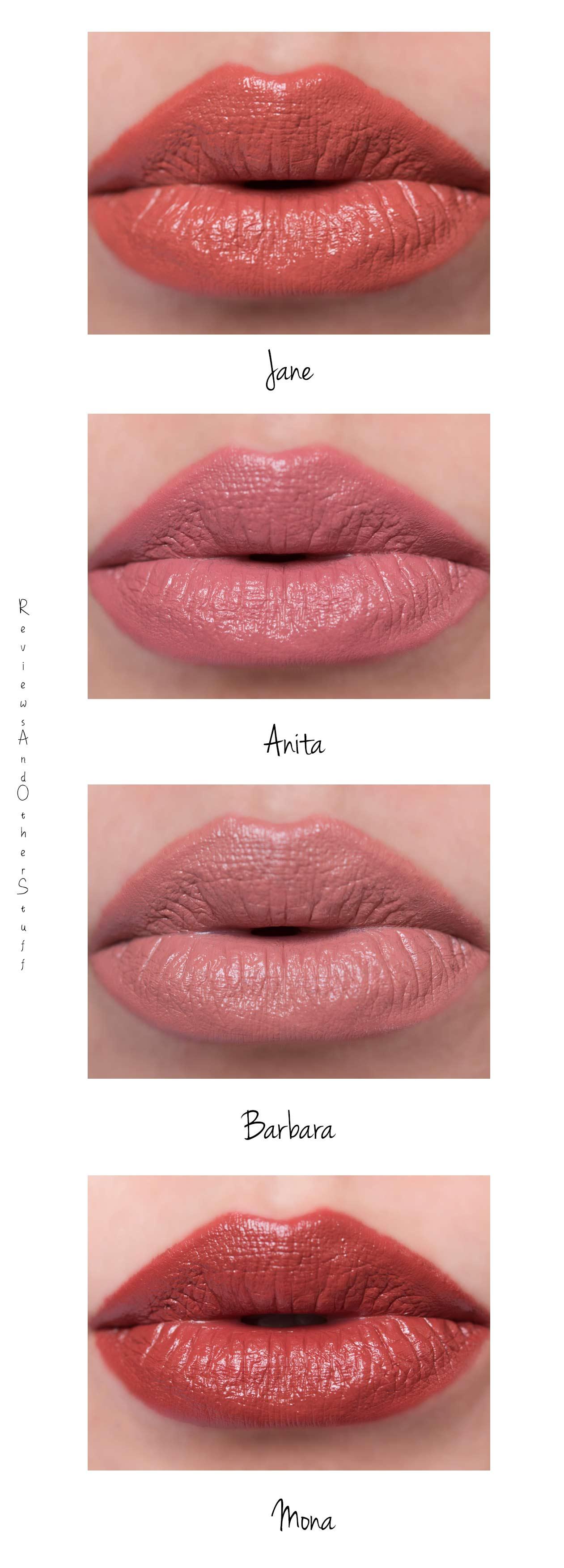 Populaire NARS Audacious Lipstick Review - AP13