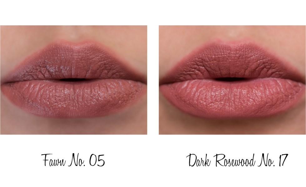 burberry liquid lip velvet swatches