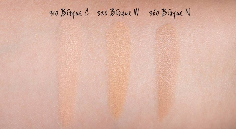 Lancome Teint Idole Ultra Long Wear Foundation In Shades; 310 Bisque C, 320 Bisque W, 360 Bisque N