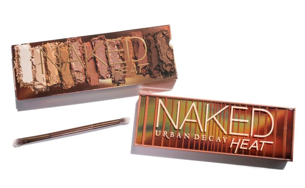 UD Naked Heat Palette