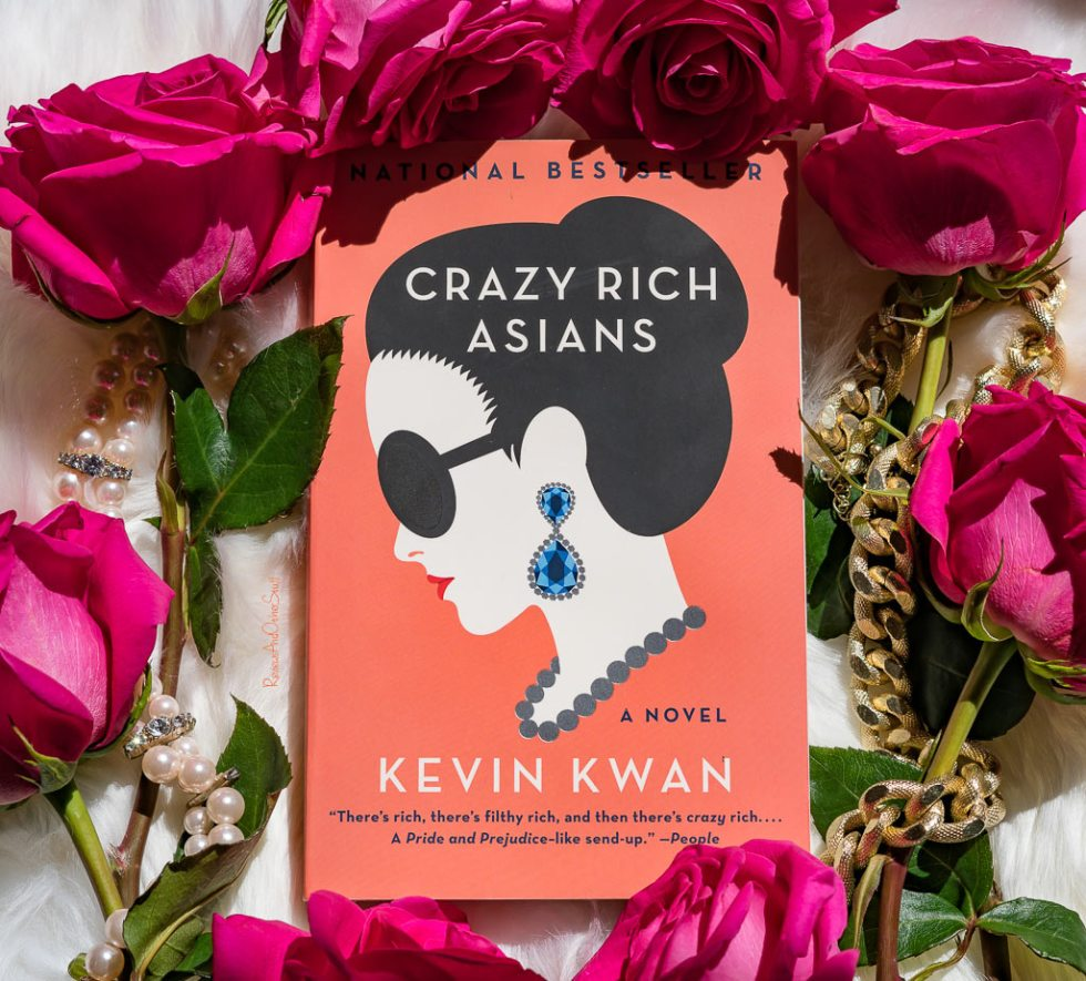 """Kevin Kwan's """"Crazy Rich Asians"""" Book"""