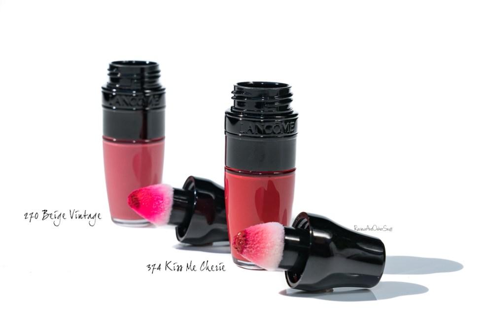 Lancome Matte Shaker High Pigment Liquid Lipstick