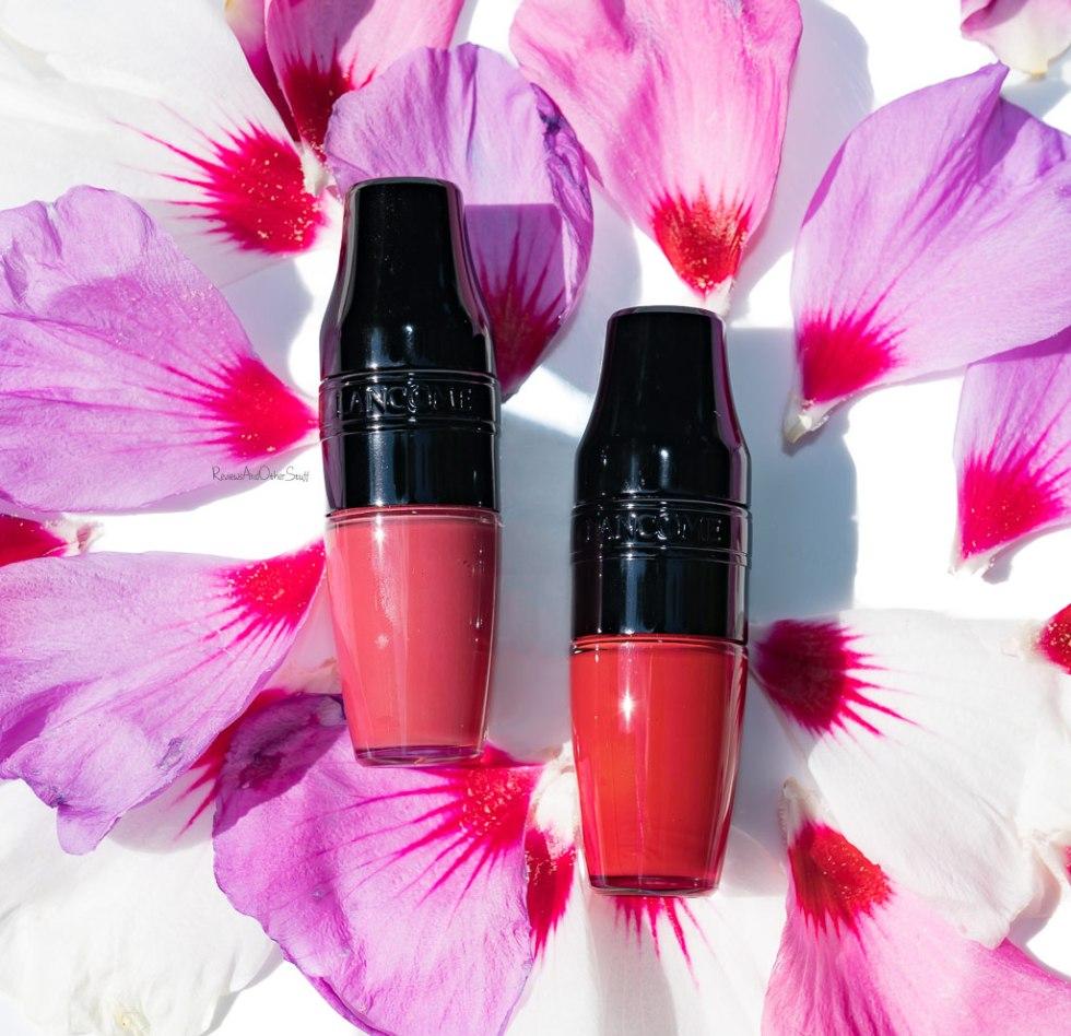 Lancome Matte Shaker High Pigment Liquid Lipstick review