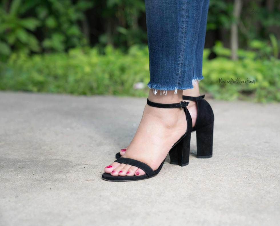 stuart weitzman Nearlynude sandal review