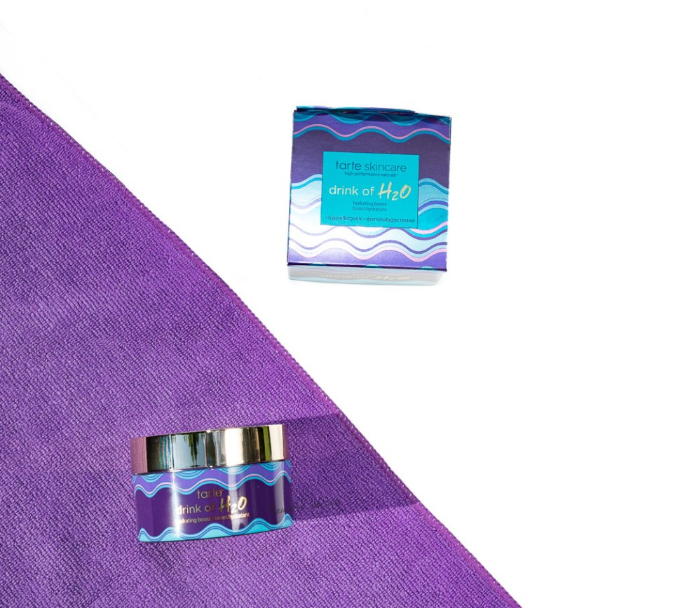 Tarte Rainforest of the Sea Drink of H20 Hydrating Boost Moisturizer