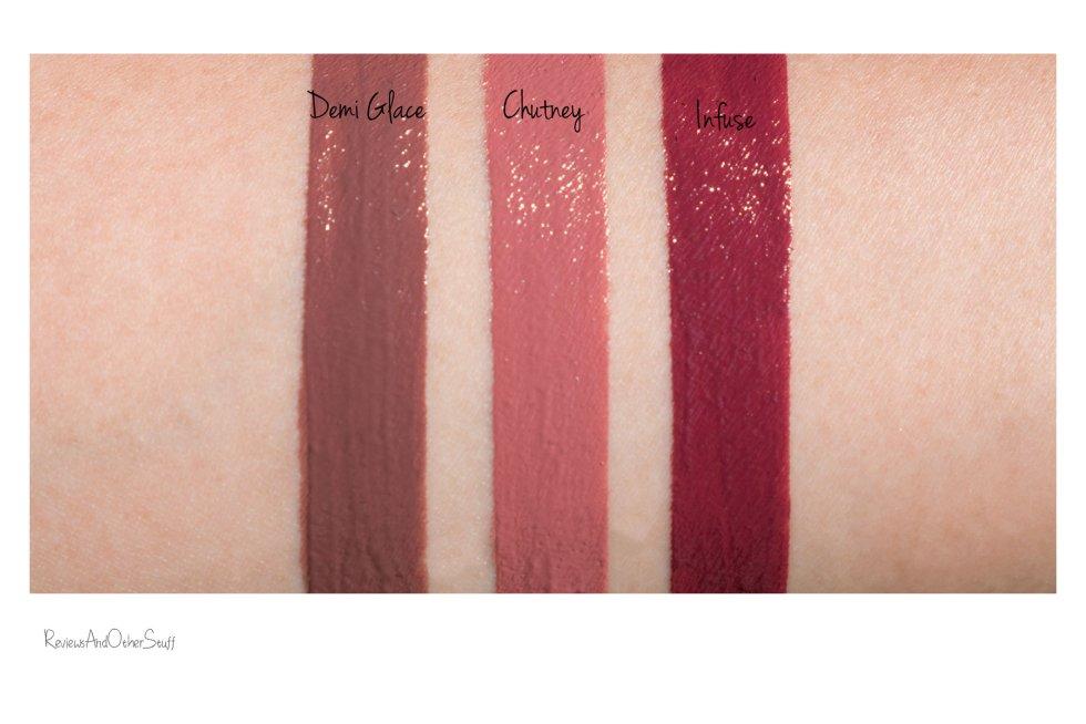 Bite Beauty Amuse Bouche Liquified Lipstick demi glace infuse chutney