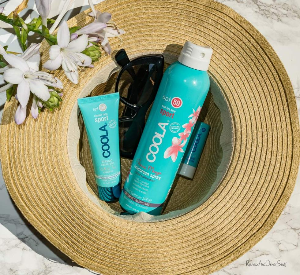 coola sunscreen Coola Classic Face Sport Spf 50 Moisturizer in White Tea