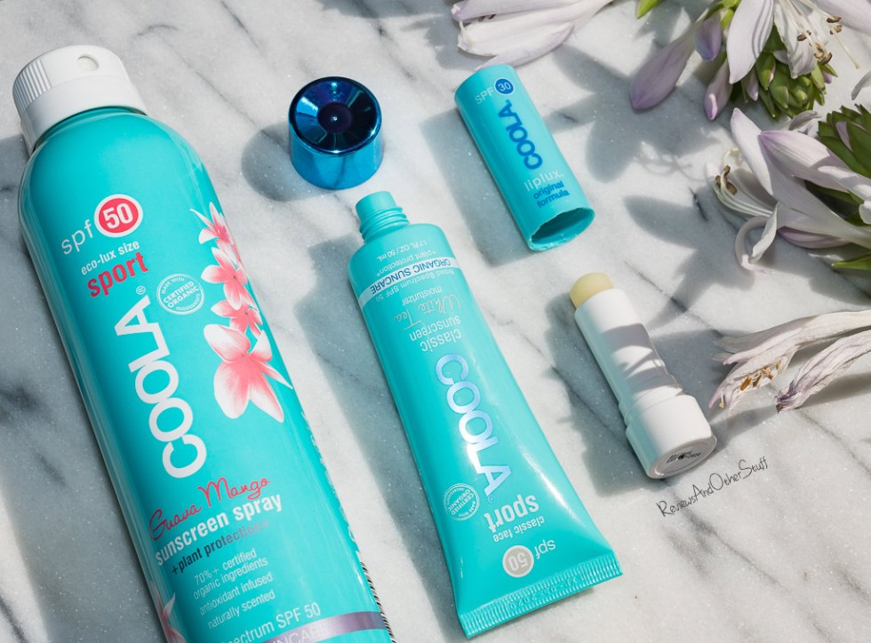 coola sunscreen coola liplux spf 30