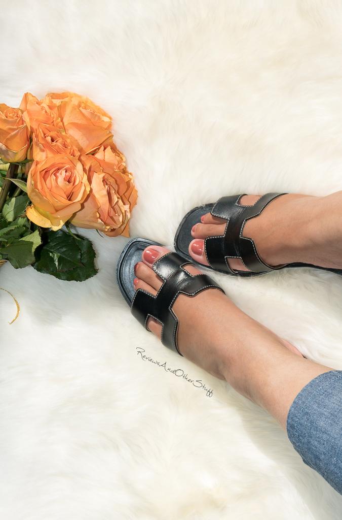 Hermes Oran Sandals Review - Reviews