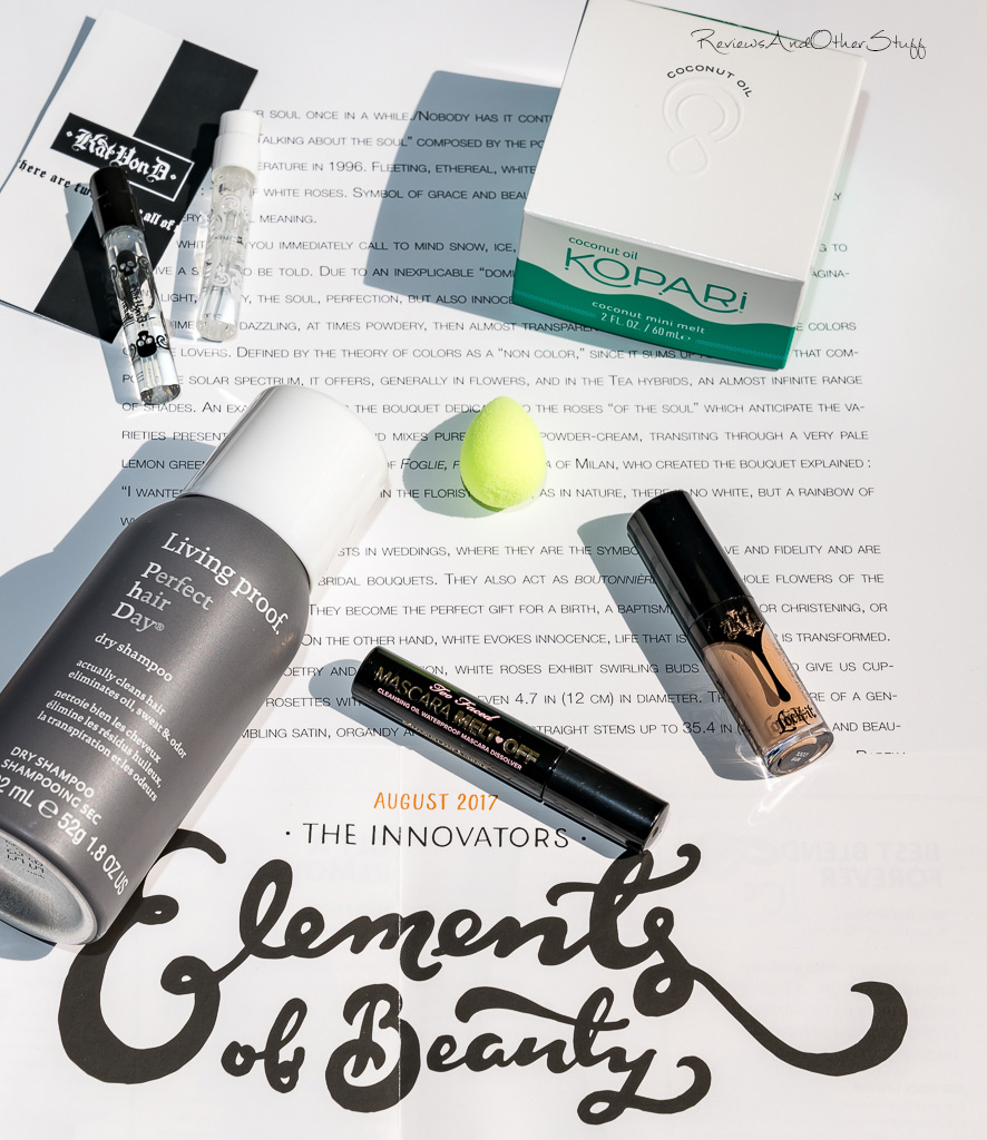 sephora play august 2017 review