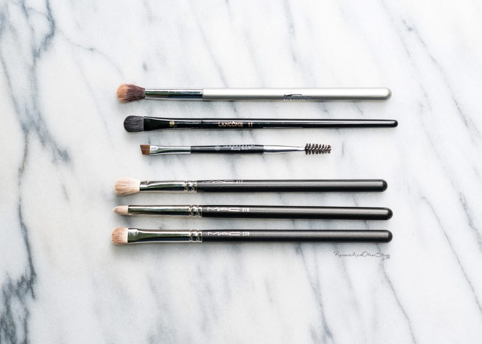 eye brushes review