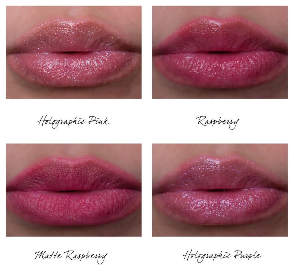 Dior Lip Glow Color Reviver Balm raspberry, matte raspberry swatch