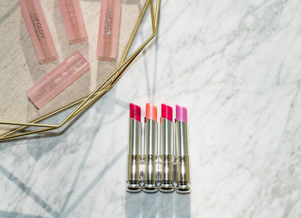 Dior Lip Glow raspberry