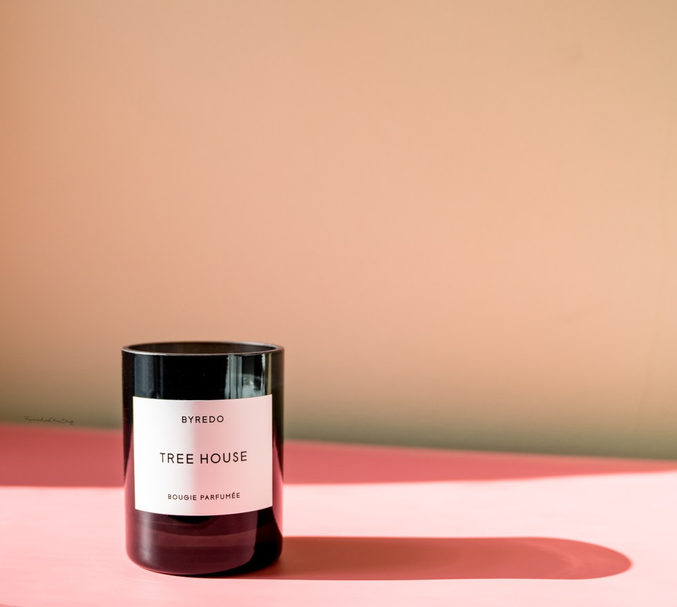 byredo tree house candle review