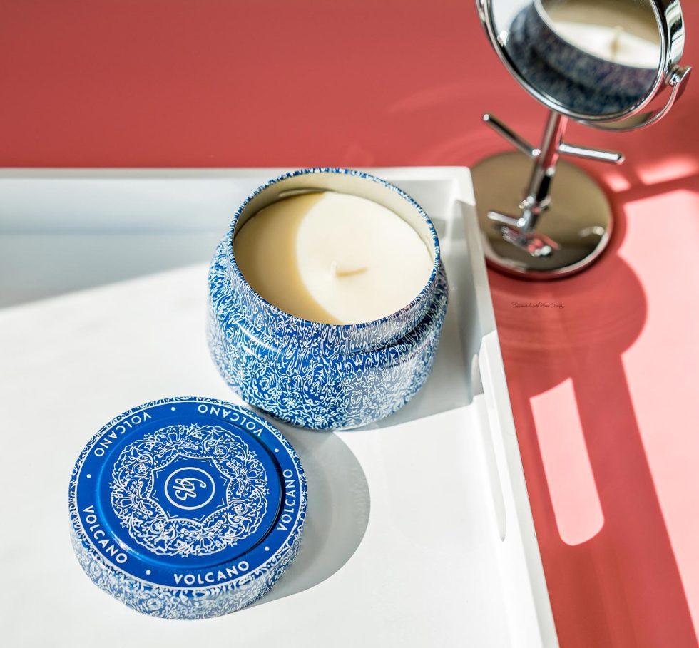 capri blue volcano candle review