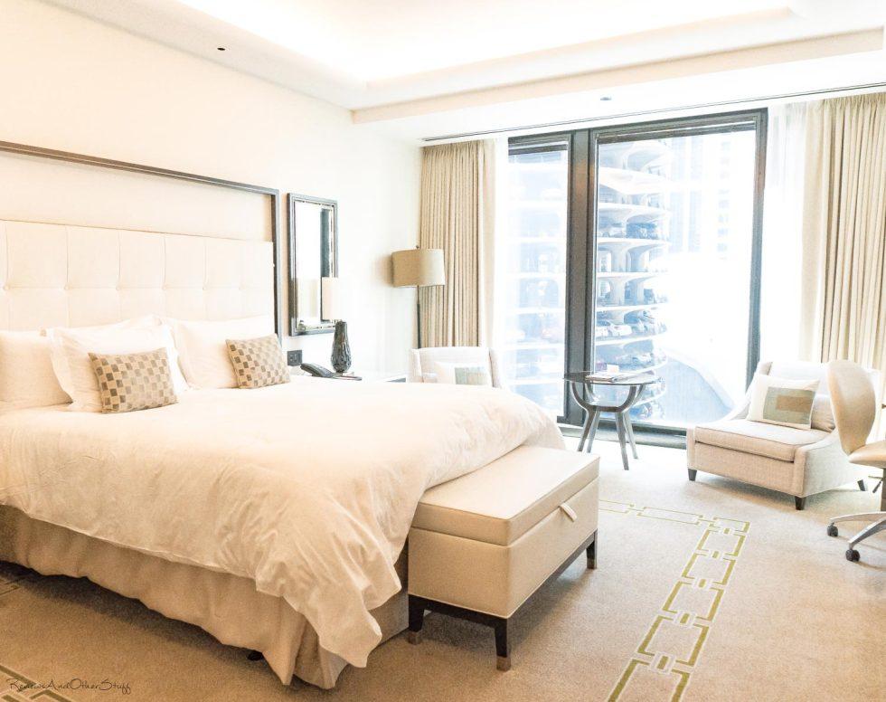 langham chicago bedroom