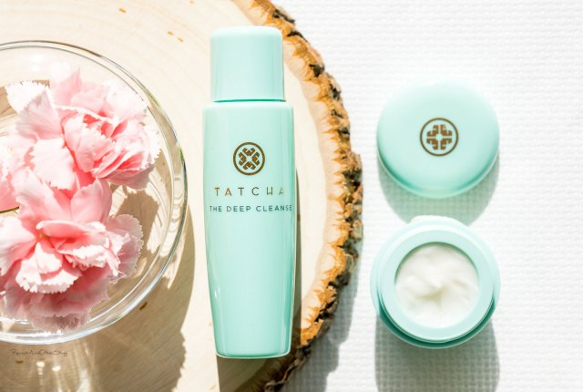 Tatcha Pore-Perfecting Moisturizer & Cleanser Duo