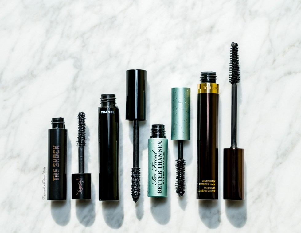 Too Faced Better Than Sex Waterproof Mascara. tom ford waterproof extreme mascara