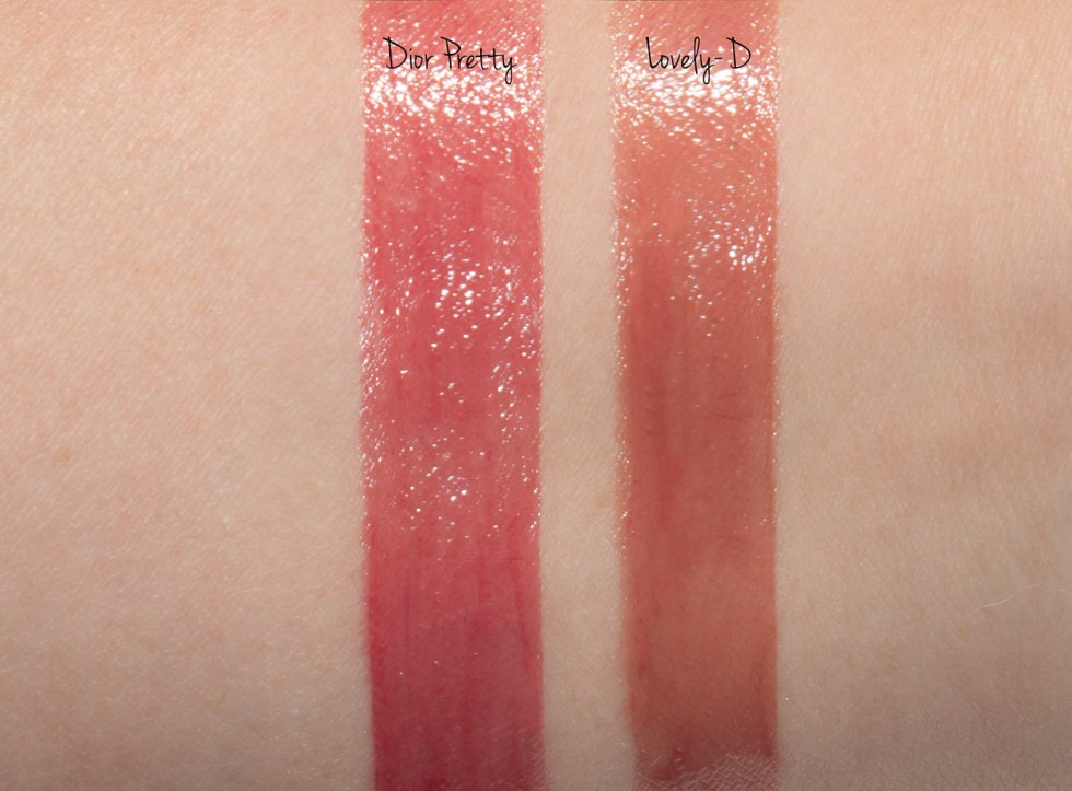dior addict lacquer plump lovely-d swatch