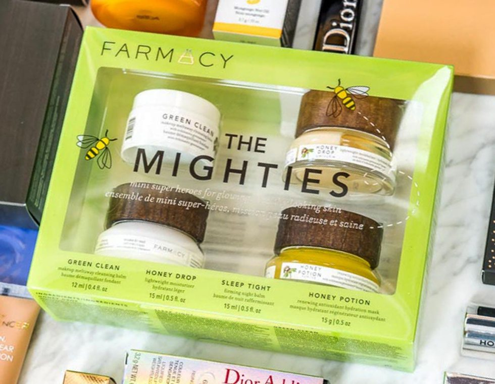 the mighties kit by farmacy