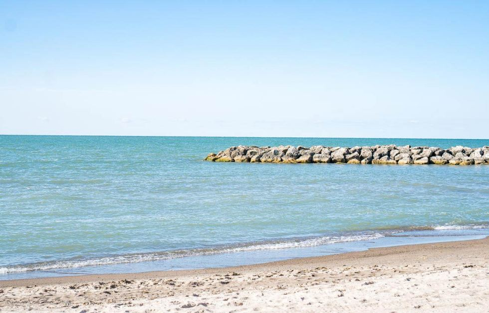 Visit to Lake Erie